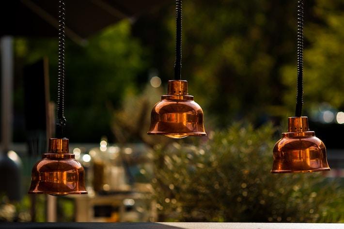 Rich Textures: copper