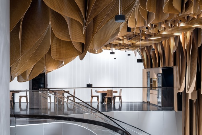Banu Flagship Restaurant - Inside AWARDS 2019 - Inside World Festival of Interiors