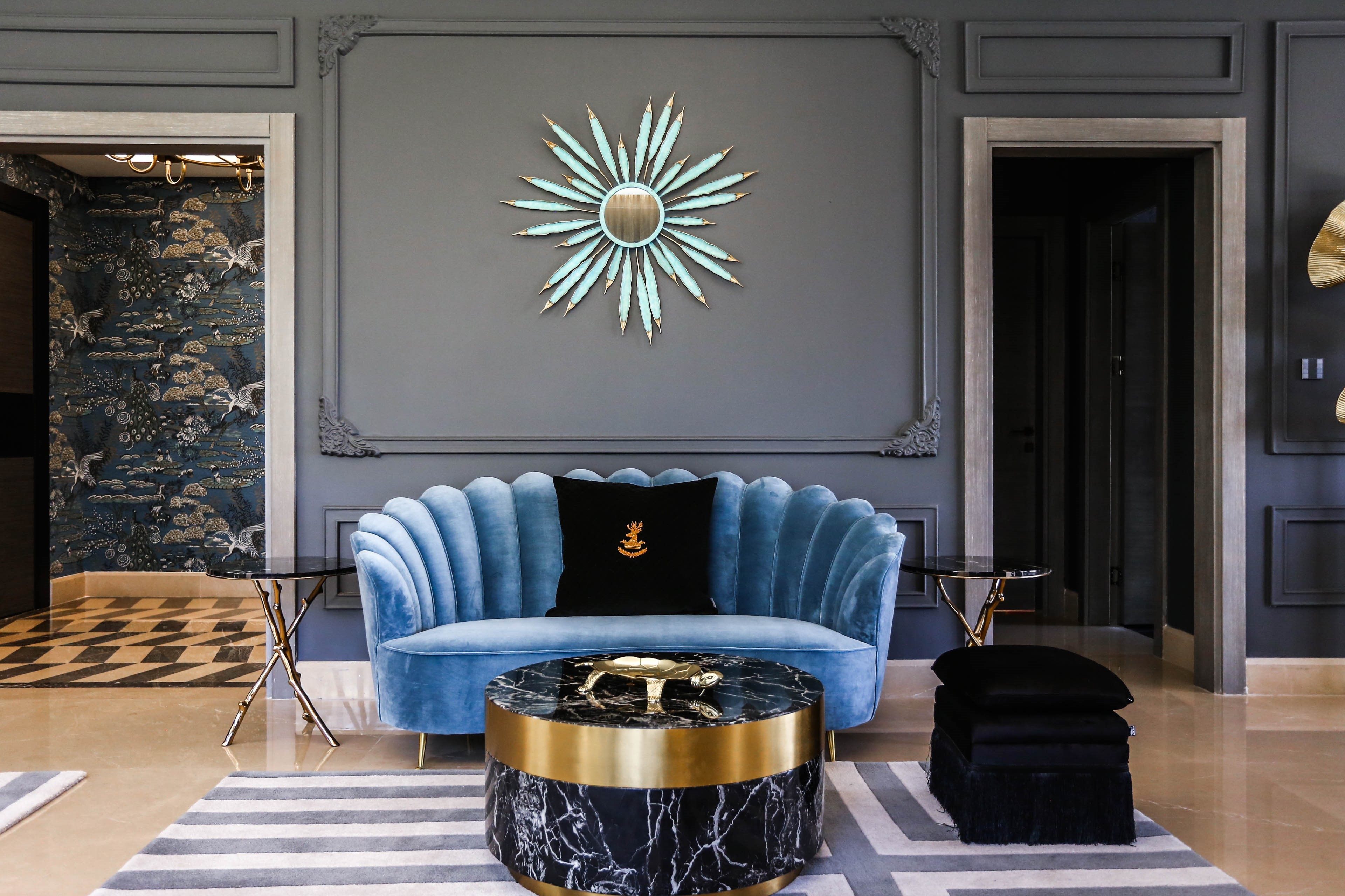 Luxury Living Room Ideas to Love from Some of Our Favorite Features