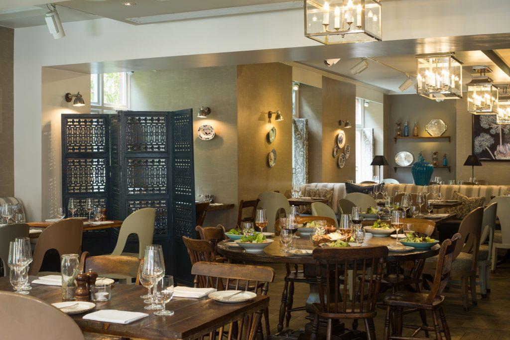 caxton grill london main dining room
