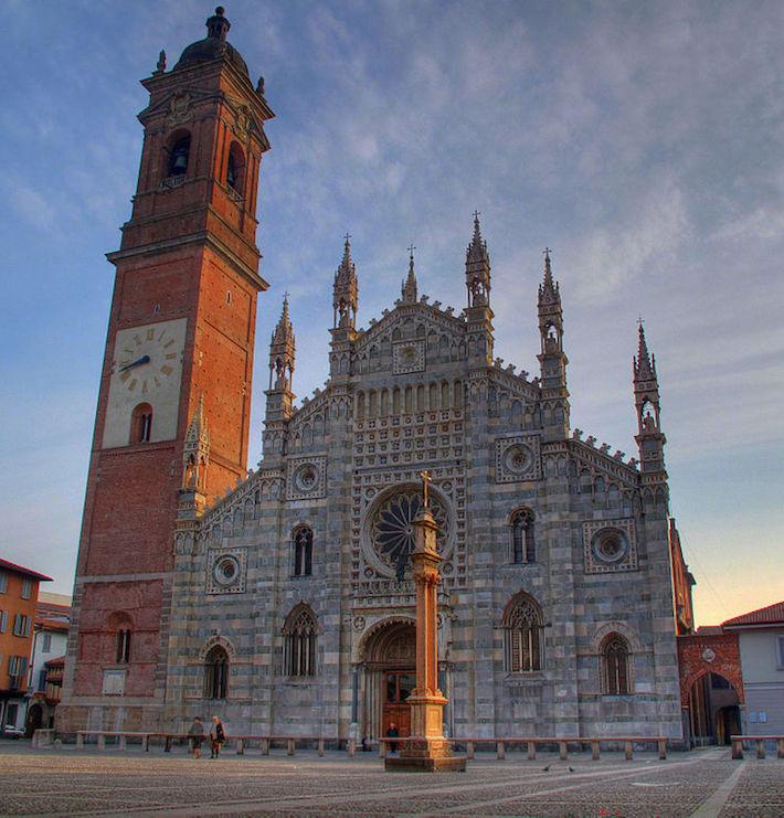 Duomo in Monza, Italy