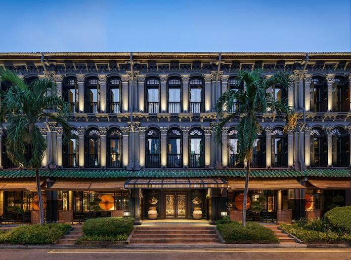 Hotel Six Senses Duxton - Singapore guide