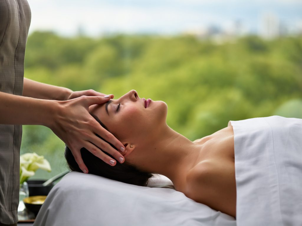 facial treatments at the spa at four seasons london at park lane
