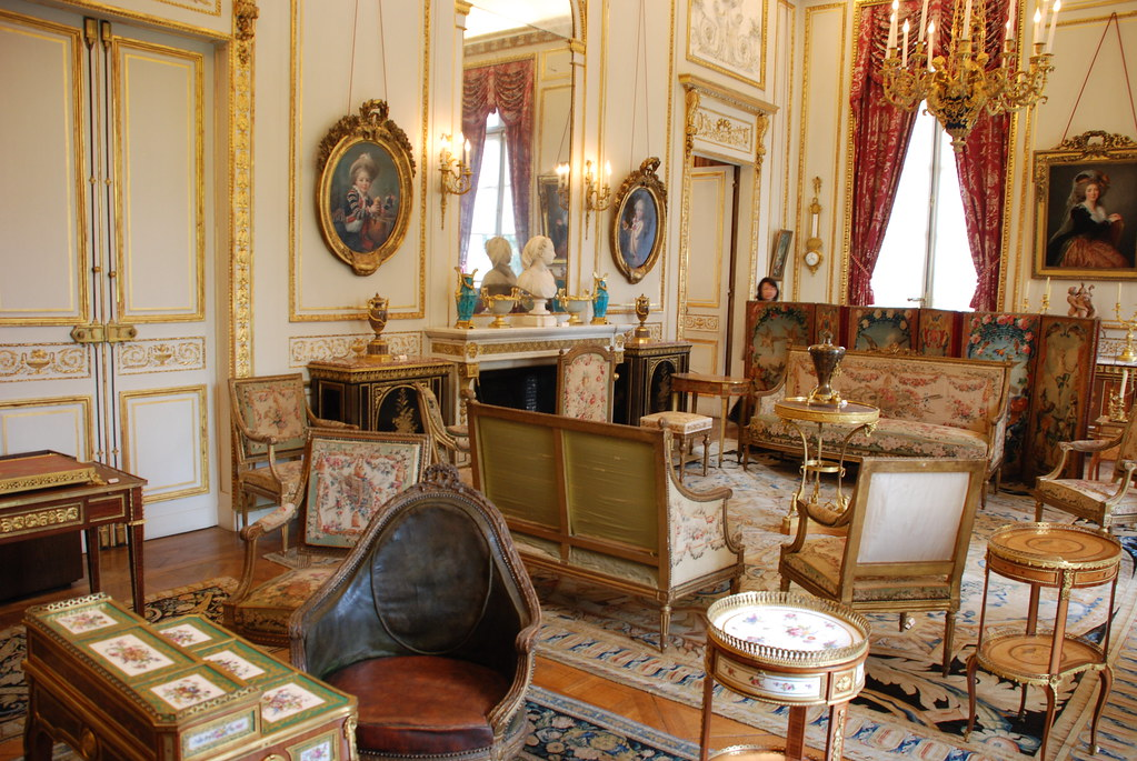 Musee Nissim de Camondo, Paris private house museums in europe