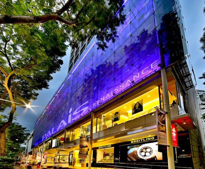 Palais Renaissance - Singapore Guide