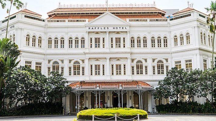 Raffles Hotel - Singapore Guide