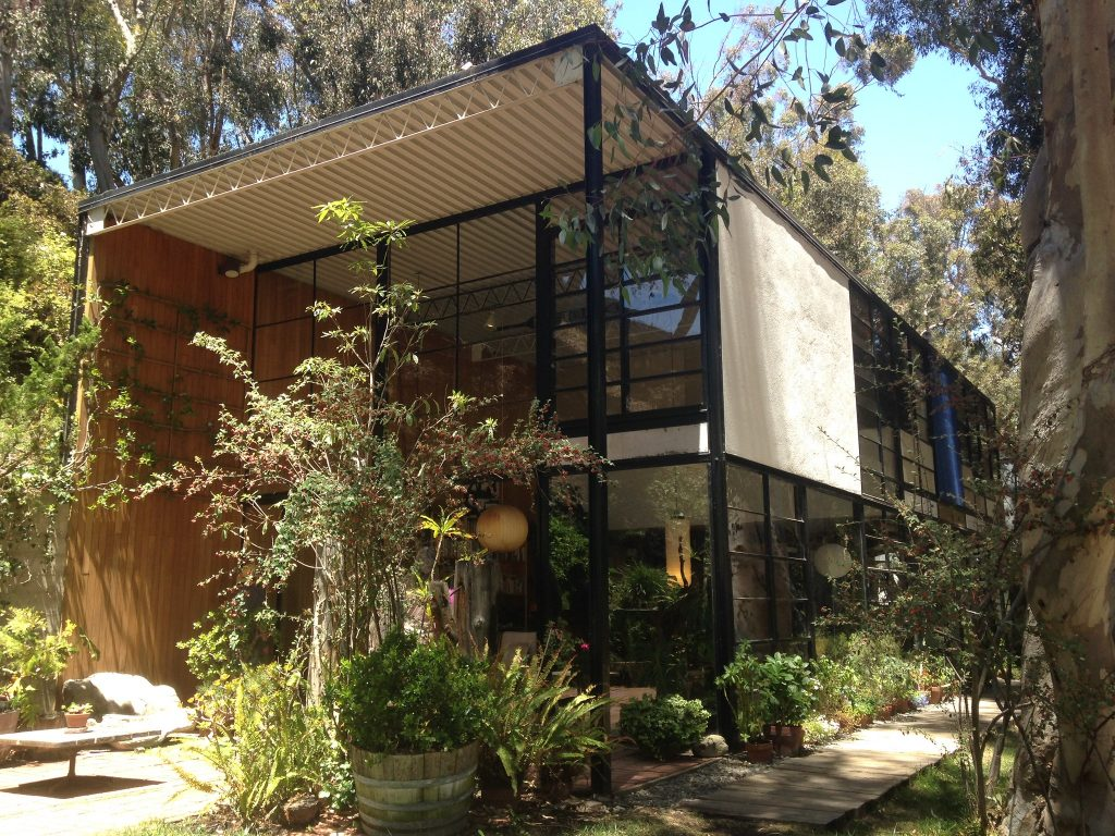 eames house private house museums usa