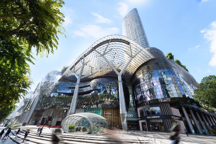 Ion Orchard- Singapore Guide