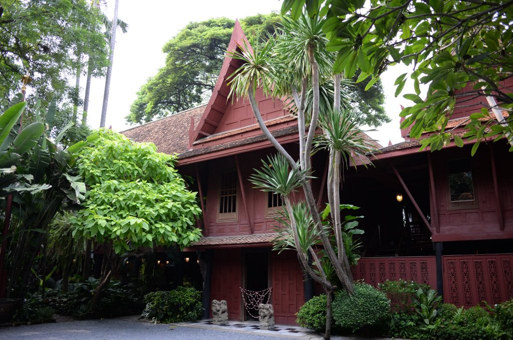 jim thompson house bangkok private house museums asia
