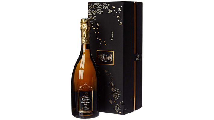 Pommery Cuvée Louise Brut Millesime, 2004 - luxurious gifts for every occasion