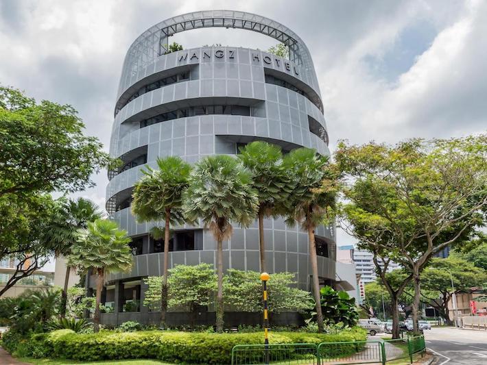 Wangz Hotel - Singapore Guide