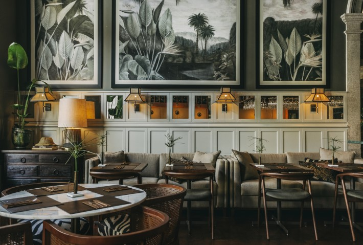 Torel 1884: A New Oasis Paradise in Oporto