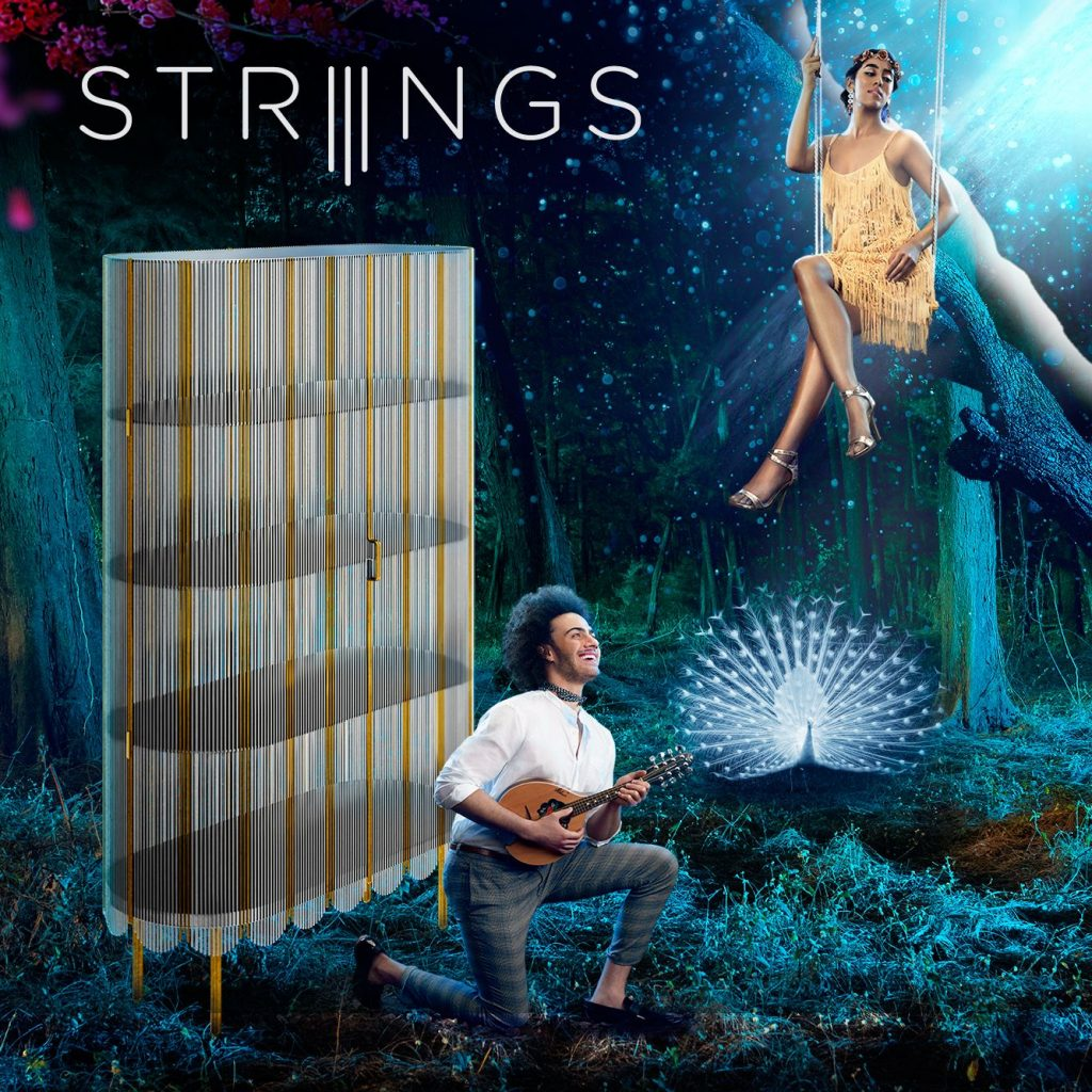 strings collection by nika zupanc for scarlet splendour