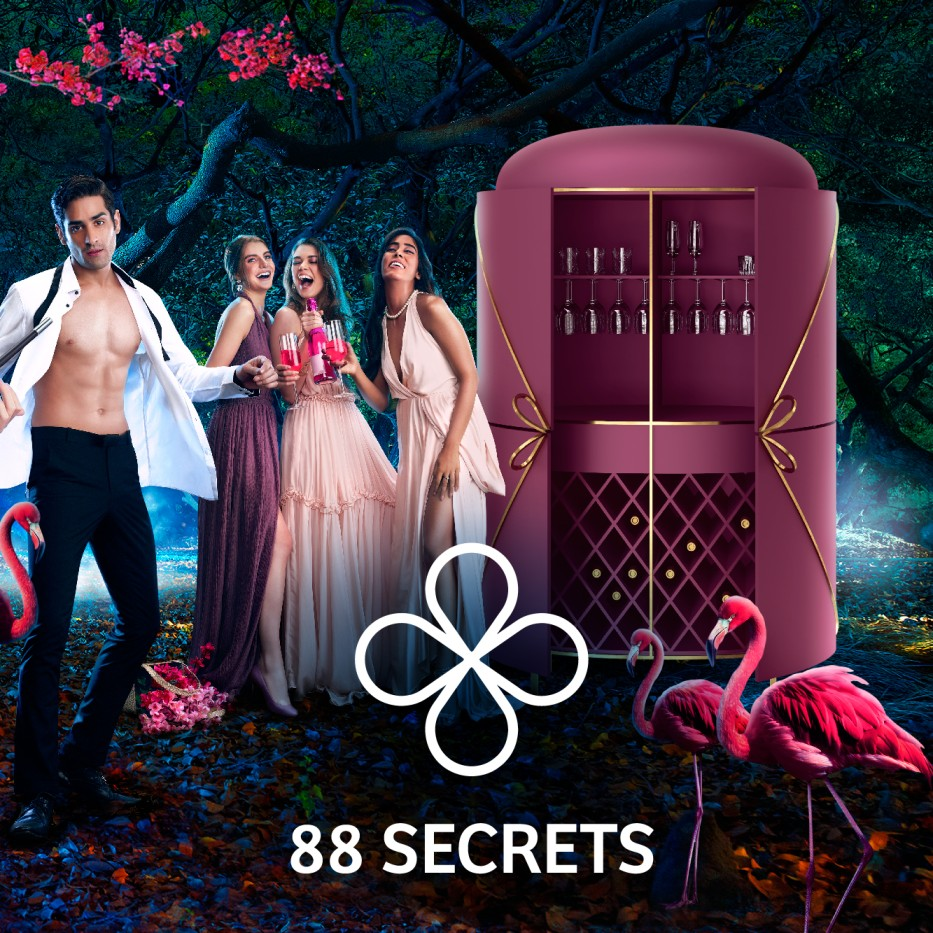88 secrets collection by nika zupanc for scarlet splendour