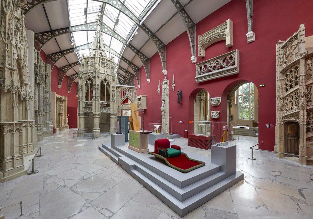 An Exploration of Architectural Furnishings at the Cité de l'Architecture et du Patrimoine - paris design week 2019