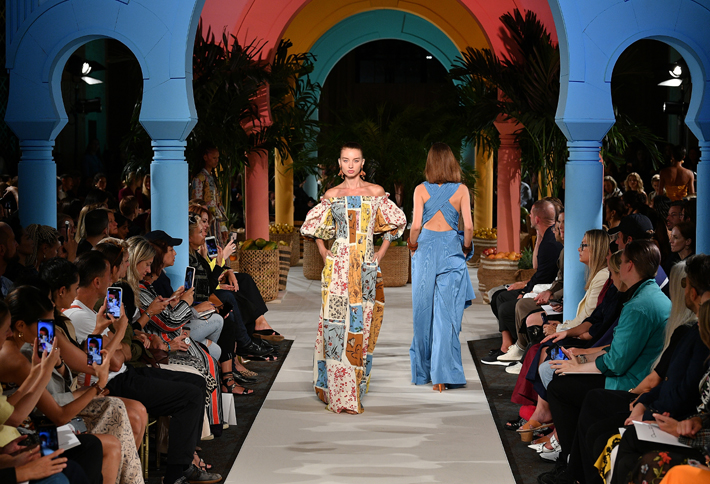 NYFW SS2020 - Oscar de la Renta - Runway - September 2019 - New York Fashion Week