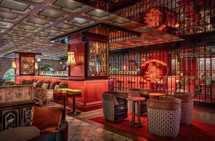 Cocktail Bar at JNcQUOI ASIA
