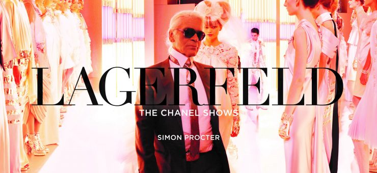 lagerfeld the chanel shows by simon procter at royal monceau art gallery