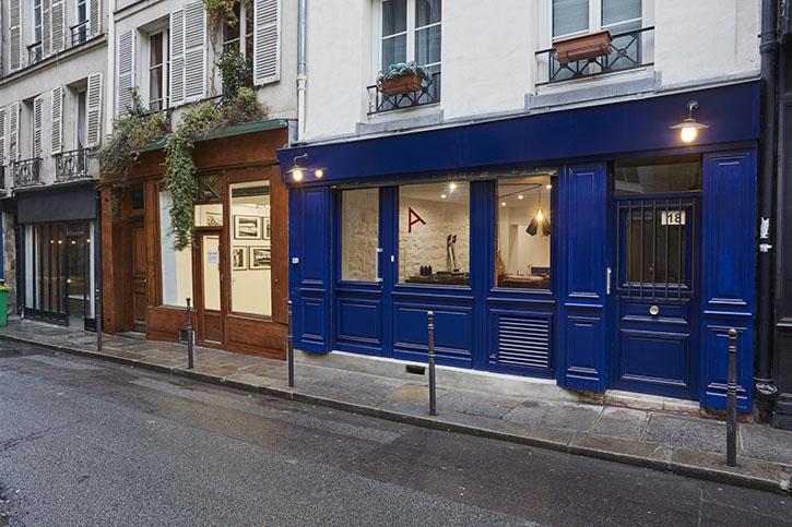 Le Off in the Vertbois Neighborhood - paris design week 2019
