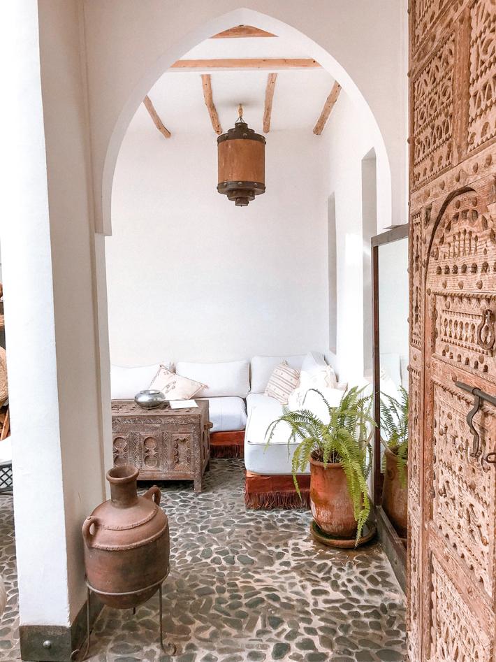rustic decor in sustainable design