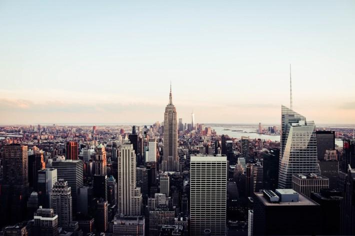 best destinations to visit: New York
