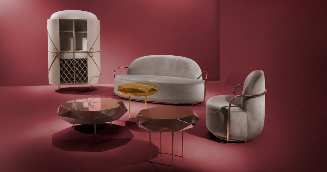 Scarlet Splendour x Nika Zupanc: A Luxury Furniture Design Collab to Note