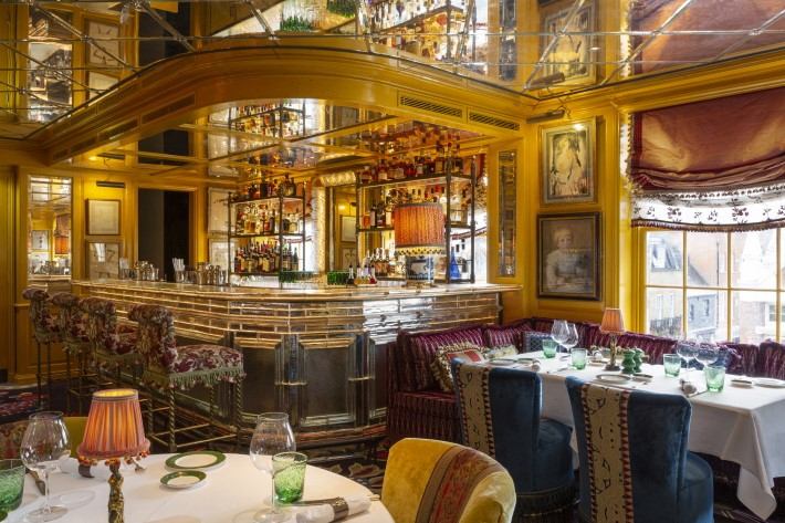 Annabel's London Launches Opulent New Italian Restaurant