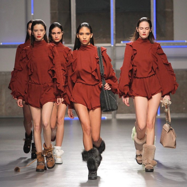 Portugal Fashion Week Fall Winter 19/20 by Luis Onofre