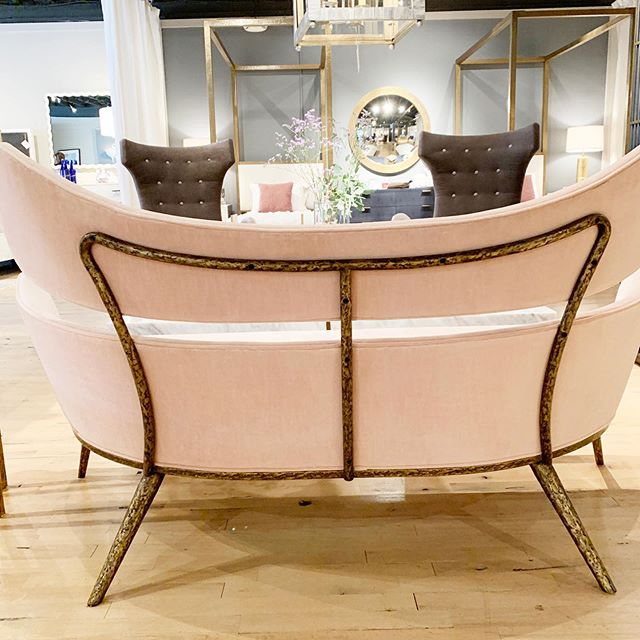 curved settee by mr brown home