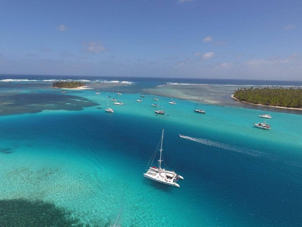 Angelique II Expedition located in the Belize Barrier Reef via Airbnb