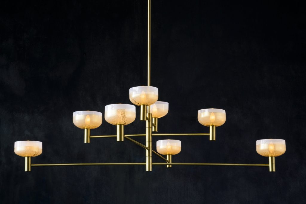otto luce chandelier by cartwright ny