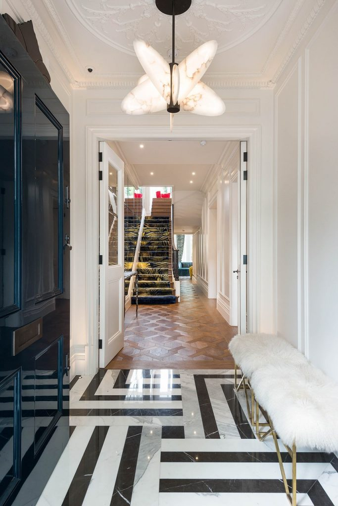 cadogan place entry prime construction refurbishment by london projects