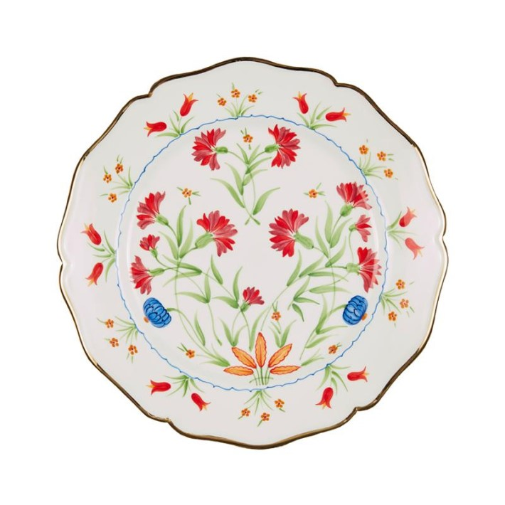 Tabletop Decor Ideas:  Josefina Dinner Plate - carolina herrera x cabana