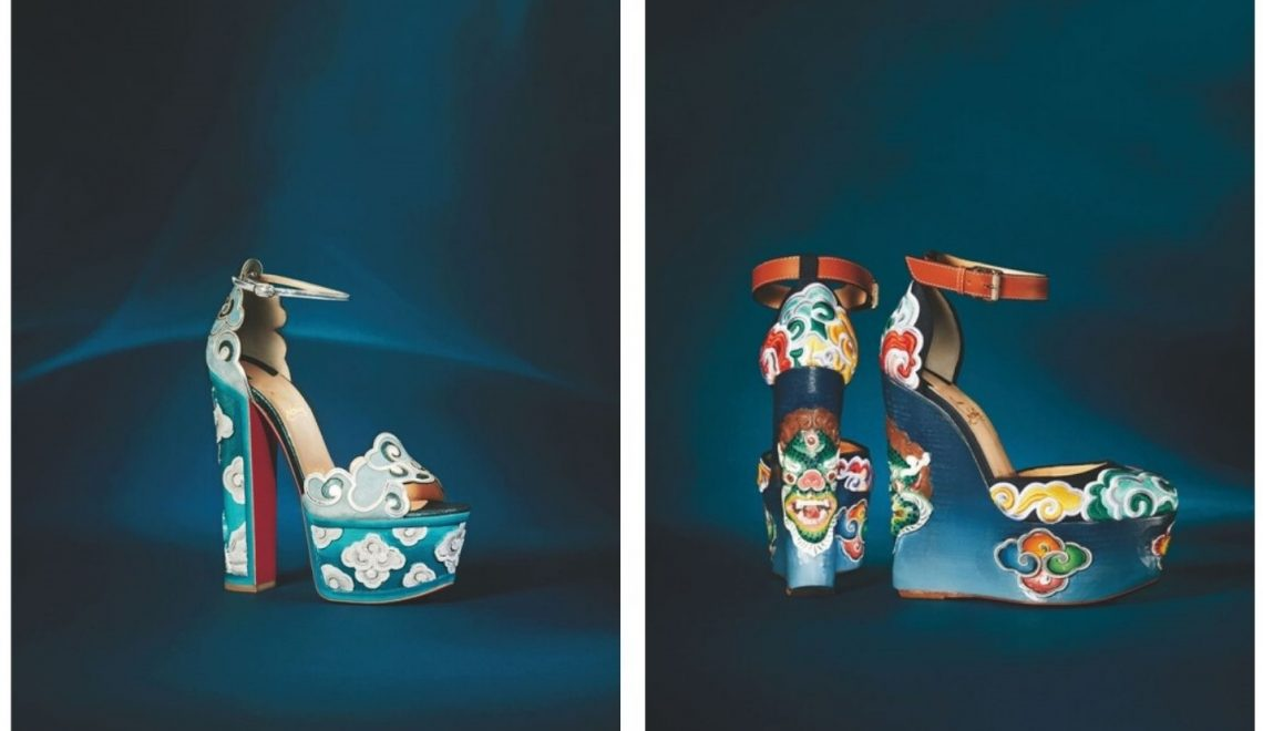 Christian Louboutin Shoes: New Footwear Inspired by Bhutan's Craft Traditions