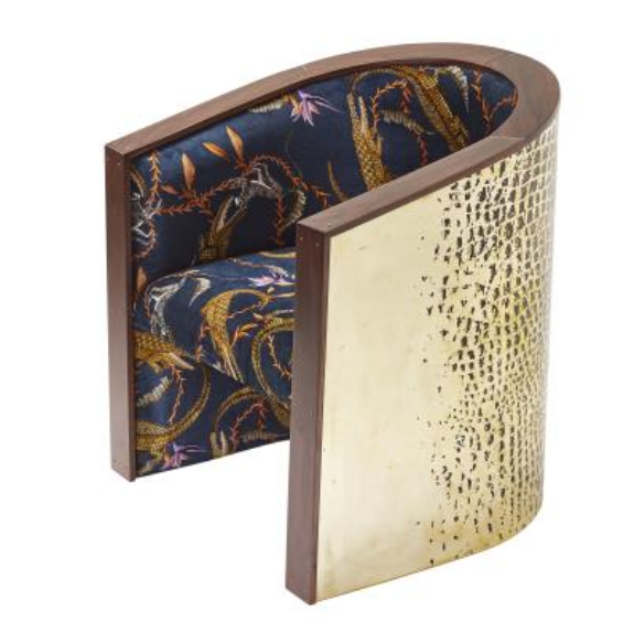 chair by egg designs available through ngala trading co high point market fall 2019