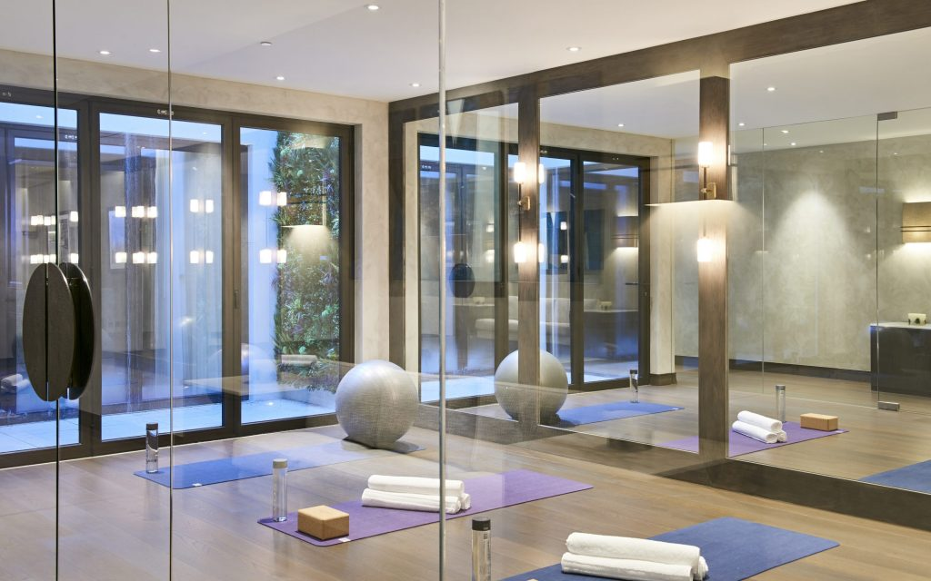 fitness at home trend - prime construction renovation by london projects