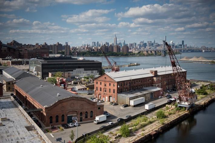 Brooklyn Navy Yard part of Open House New York