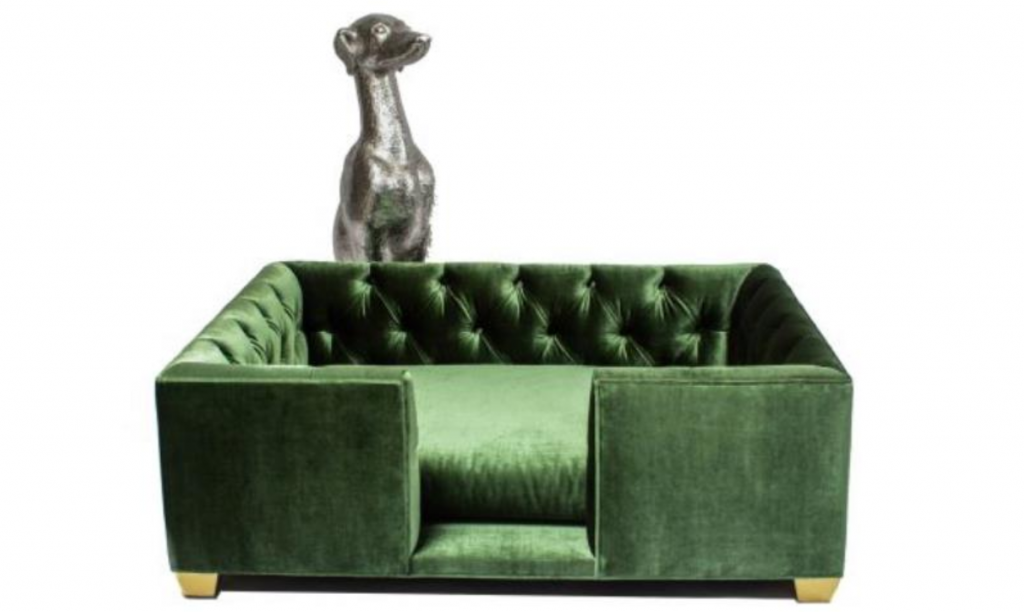 james by jimmy delaurentis luxury dog beds