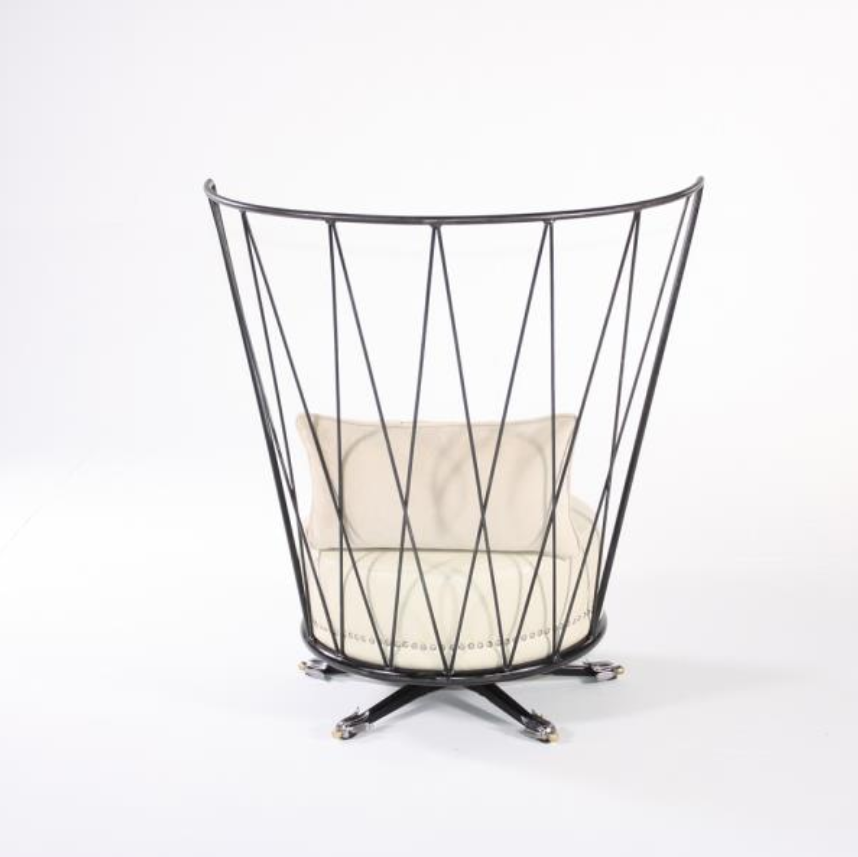 chair by luna bella new high point market fall 2019