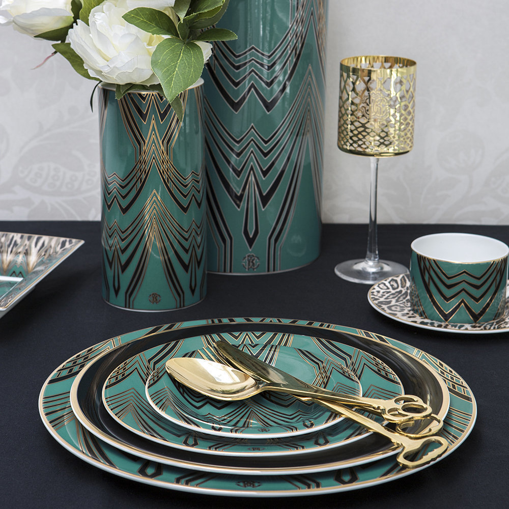 Deco Tableware Collection from Roberto Cavalli