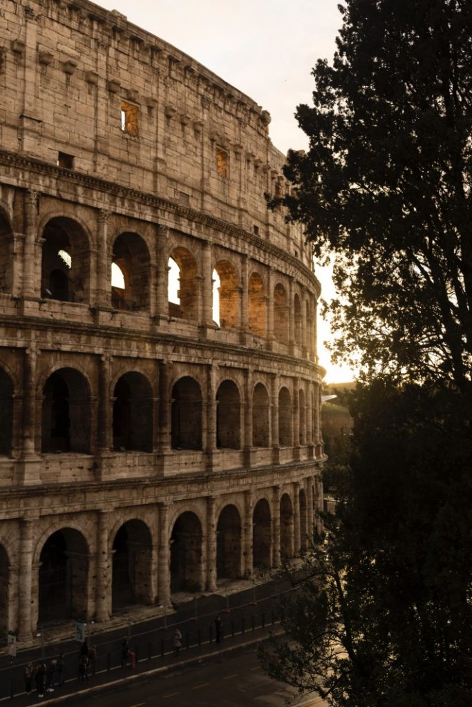things to do in rome - the colosseum