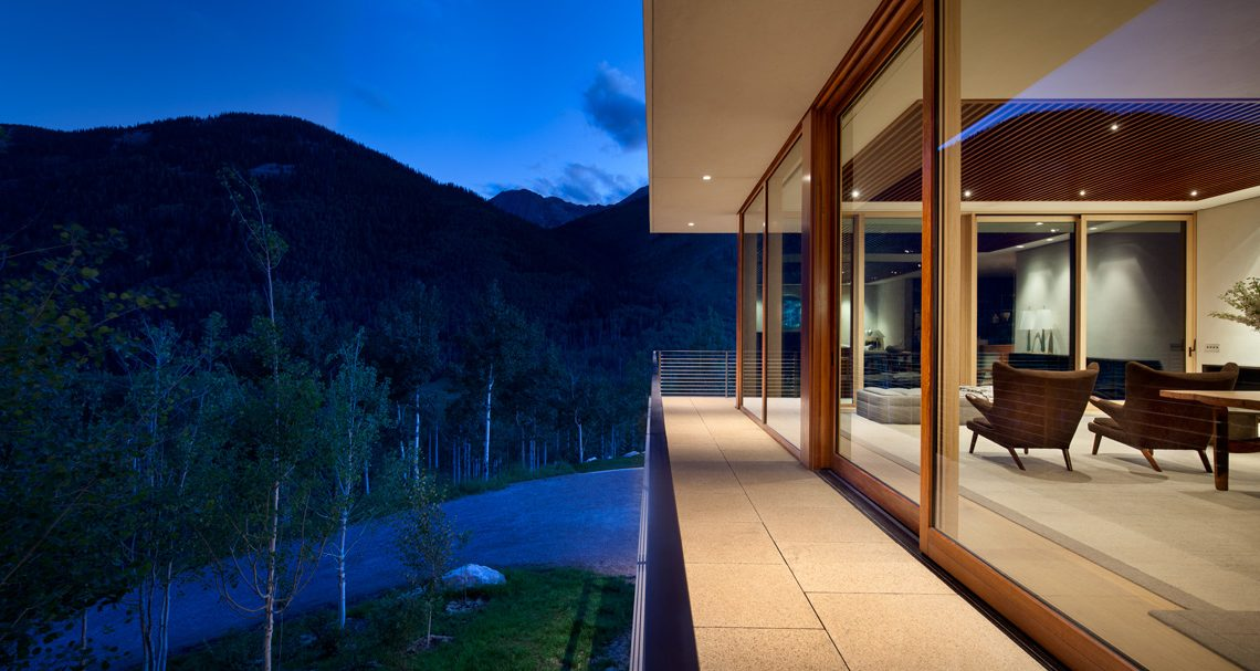 Steve Freihon_Designer Shawn Henderson, Architect Studio B Architects, Colorado