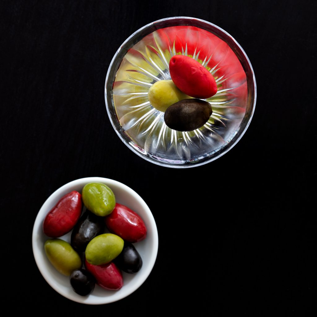martini from dante west village nyc - photo by beverage photographer steve freihon