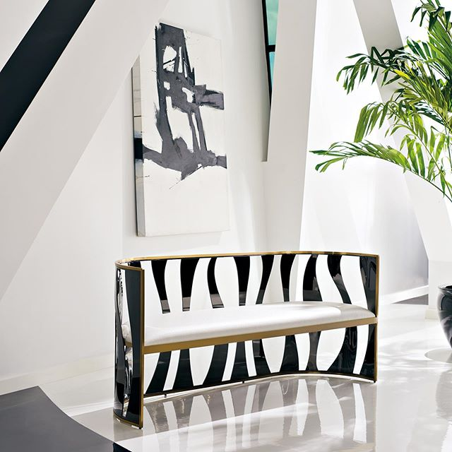 The Haute Seat by Caracole Home, Winner of the 8th Annual Pinnacle Award - 2020 interior design trends to watch
