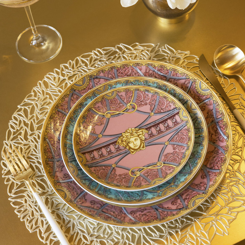La Scala Del Palazzo Tableware by Versace Home