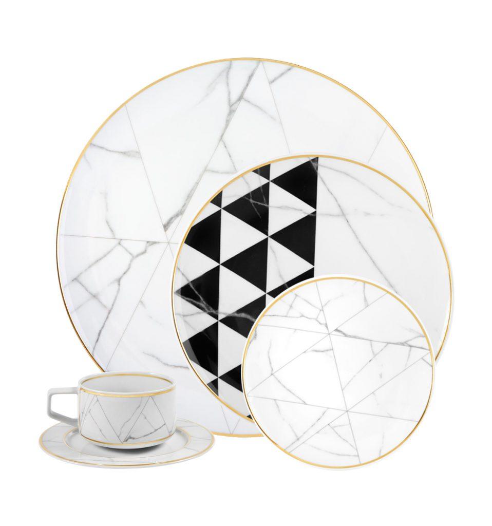 Vista Alegre Carrara - Carrara Dinnerware collection