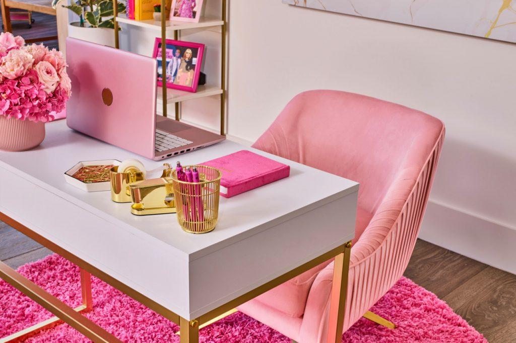 barbie malibu dreamhouse airbnb office