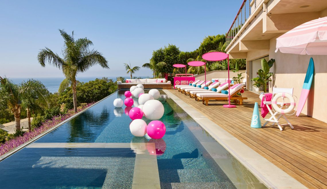 Inside the Barbie Malibu Dreamhouse & Other Airbnb Dreamhouses