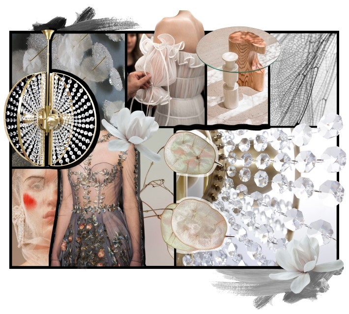 Latest Trends: Delicate Transparency
