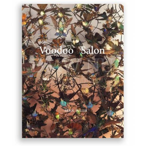 Voodoo Salon taxidermy book by Errol Fuller